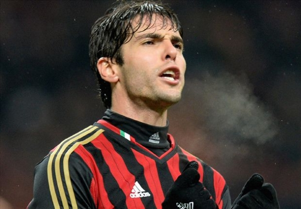 Kaka: Saya Sangat Mencintai Milan Dan Sebaliknya!
