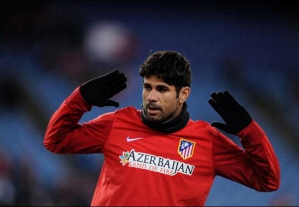 Diego Costa Ancam Posisi Lewandowski?