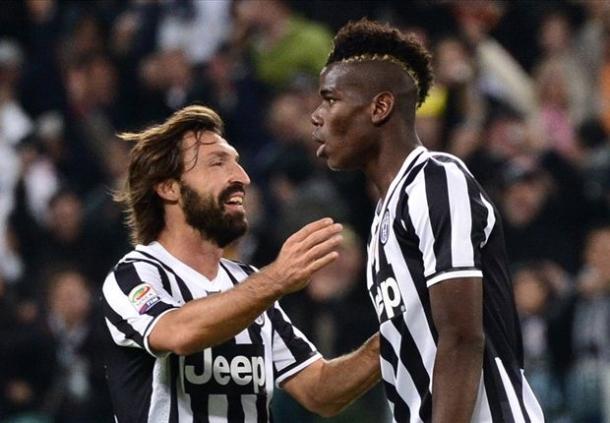 Juventus Yakin Andrea Pirlo & Paul Pogba Tambah Kontrak