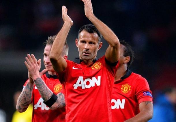 Ryan Giggs: Ayo Bangkit United!