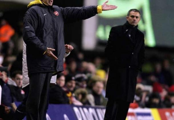 Jose Mourinho: Arsene Wenger Komplain Merupakan Hal Yang Biasa