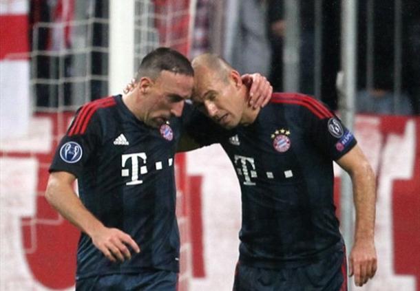 Jupp Heynckes Ungkap Pertikaian Antara Franck Ribery & Arjen Robben