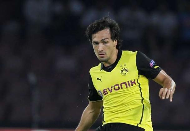 Juventus Lirik Kesempatan Bawa Mats Hummels