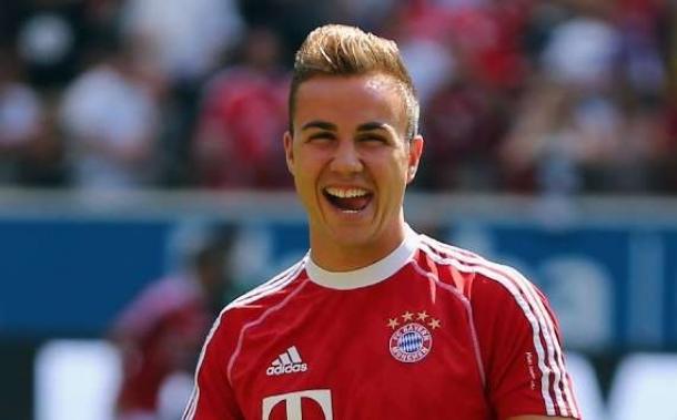 Mario Gotze: Bayern Munich Siap Kalahkan Manchester United
