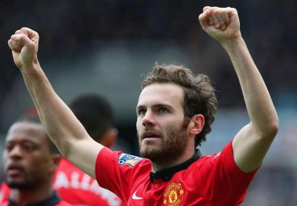 Juan Mata: Manchester United Harus Juara Di Musim Mendatang