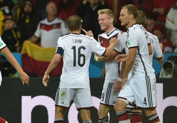 Joachim Low Kurang Puas Performa Jerman