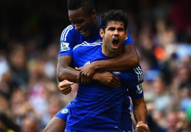 Jose Mourinho Berharap Diego Costa Secepatnya Pulih