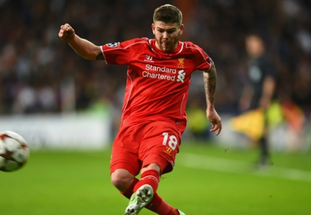 Alberto Moreno Berambisi Untuk Mencetak Banyak Gol Buat Liverpool