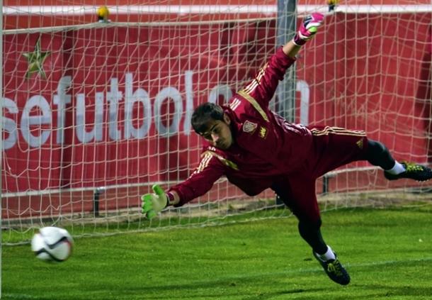 Casillas Tidak Meragukan Komitmen Cesc Fabregas Serta Diego Costa
