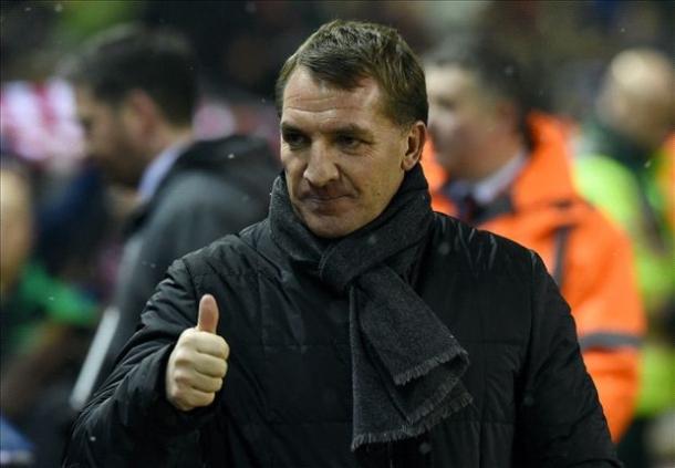 Brendan Rodgers Puji Pertahanan Klubnya