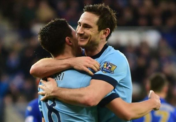 Frank Lampard Dalam Kabar Cidera