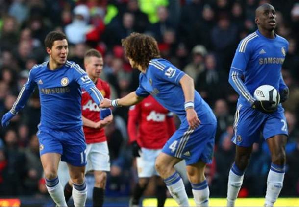 Chelsea Perpanjang Hazard Sampai Tahun 2020