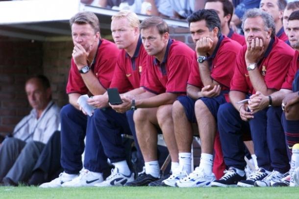 Ronald Koeman: Kepemimpinan Louis Van Gaal Menakutkan