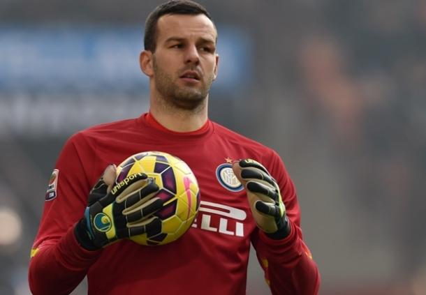 Samir Handanovic Masuk Bidikan Liverpool