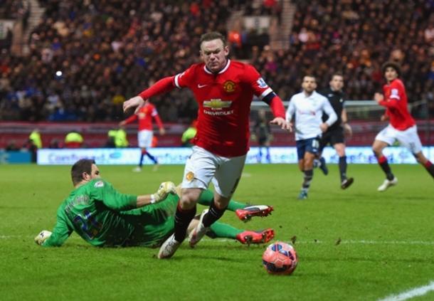 Simon Grayson: Bukan, Rooney Bukan Diving!