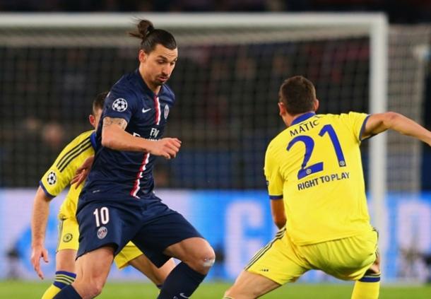 Zlatan Ibrahimovic: PSG Jauh Bagus Ketimbang Chelsea