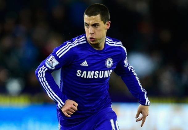 Eden Hazard Berkeinginan Chelsea Mampu Menang