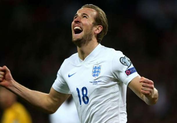 Harry Kane Bhagai Ciptakan Gol Untuk Inggris