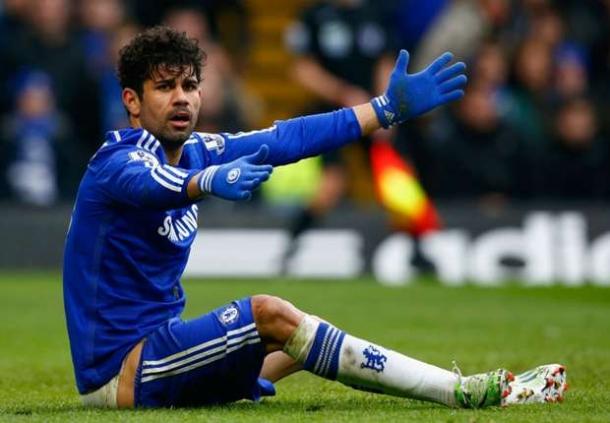 Tak Berhasil Tembus Liga Champions Diego Costa Salahkan Jadwa Begitu Padat