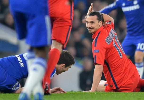 Zlatan Ibrahimovic Sebut Punggawa Chelsea Bak Bayi