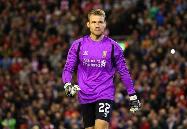 Liverpool Masuk Semi Final Piala FA , Simon Mignolet Bahagia