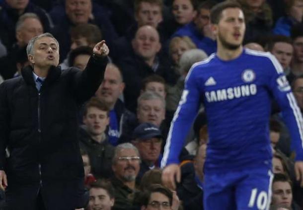 Hazard Betah Bermain Di Chelsea