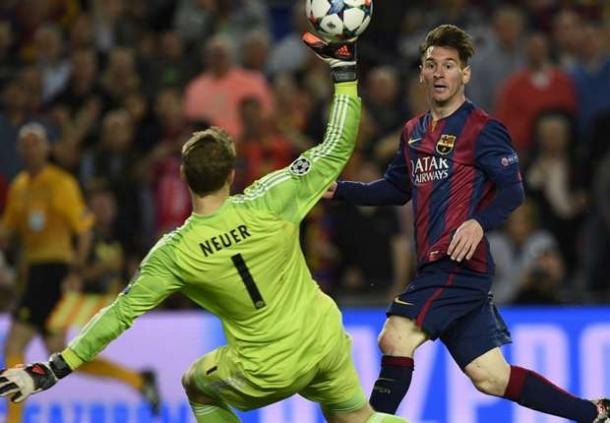 Thiery Henry Ngkapakn Barcelona Mampu Menang Karena Lionel Messi Inginkan Menang