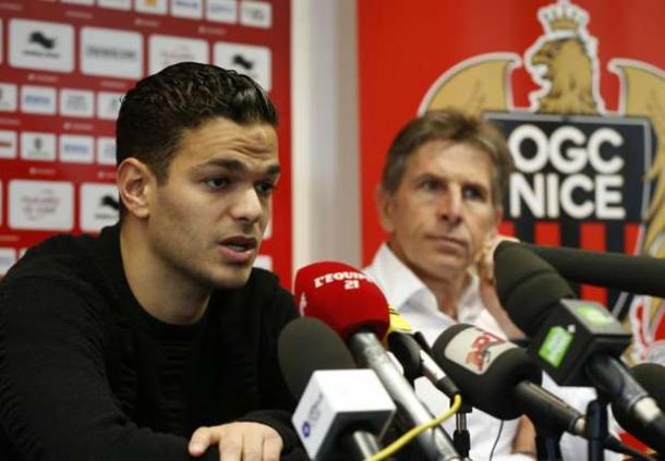 Nice Yakinkan Transfer Hatem Ben Arfa