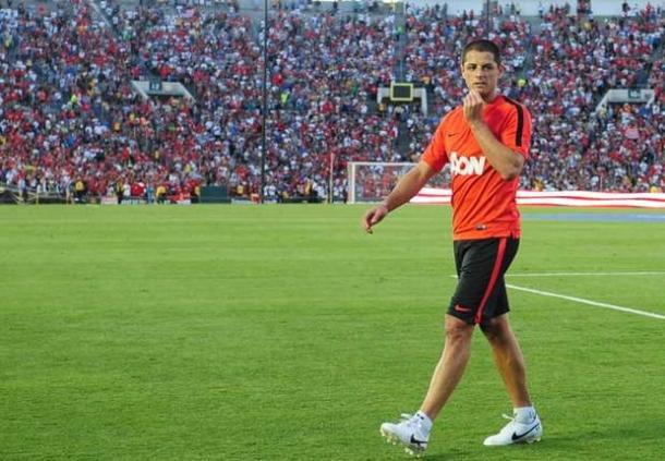 West Ham United Harapakan Bisa Datangkan Javier Hernandez