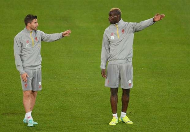 Brendan Rodgers: Borini & Balotelli Harus Secepatnya Pergi Dari Liverpool