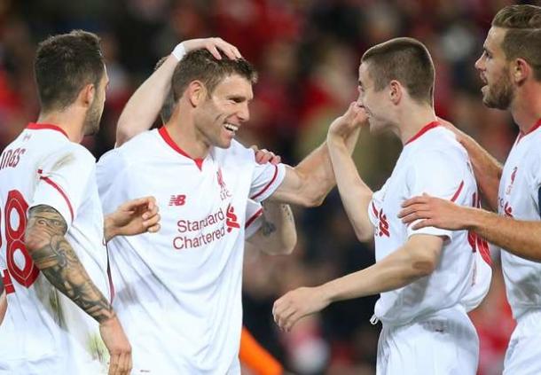 James Milner Ungkap Kenapa Dia Tinggalkan Manchester City