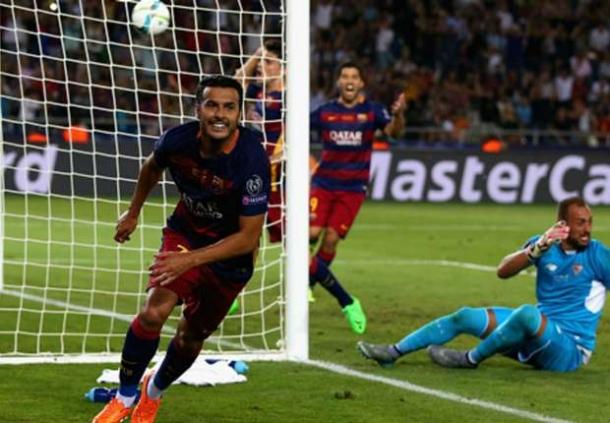 Real Madrid Bakal Membajak Pedro?