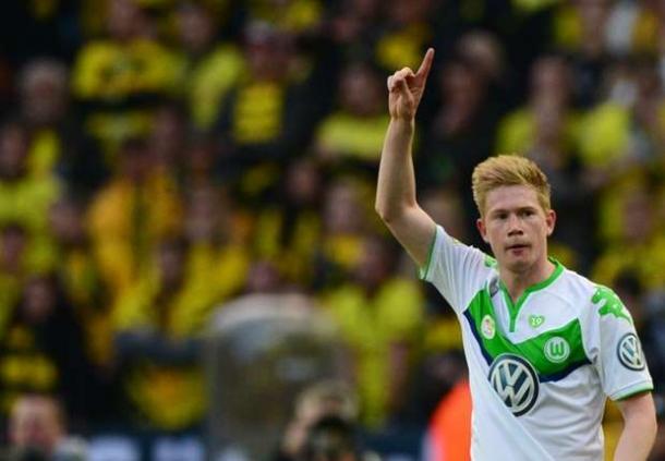 VfL Wolfsburg Lepas Kevin De Bruyne Bila Tawarannya Cocok