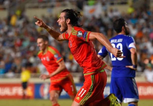 Bale Jadi Pahlawan Bagi Timnas Wales