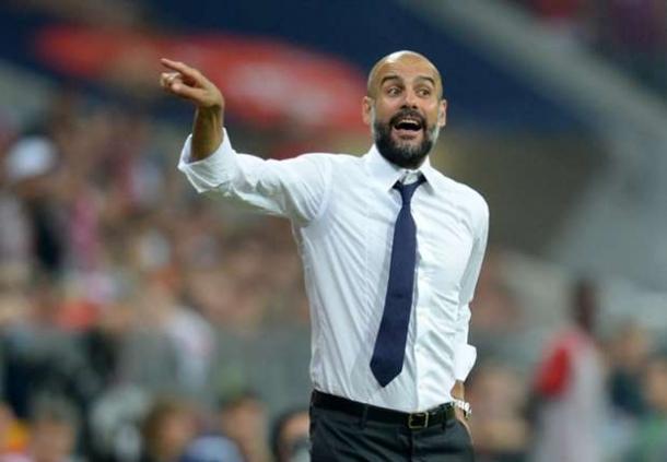 Pep Guardiola Dicalonkan Di Manchester United