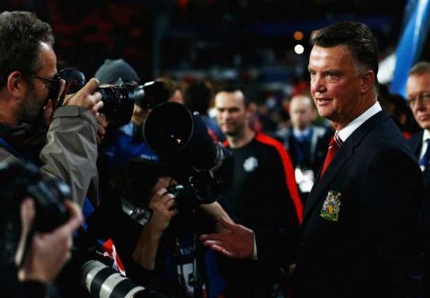 LvG: Manchester United Sangat Hoki