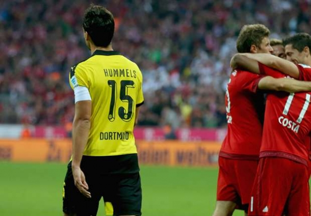 Mat Humels Sanjung Performa Borussia Dortmund