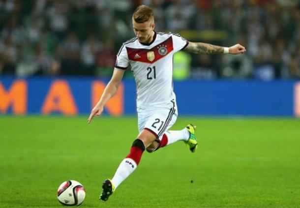 Reus Siap Perkuat Timnas Jerman