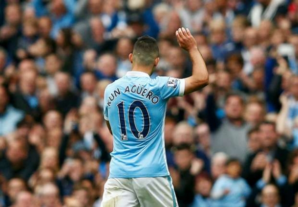 Cidera, Aguero Tetap Optimis