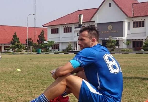 Harapan Besar Ilija Spasojevic