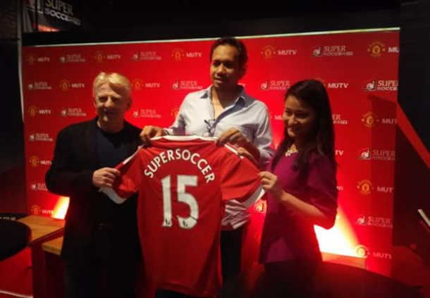 MU Tv Kerjasama Dengan SuperSoccer Indonesia